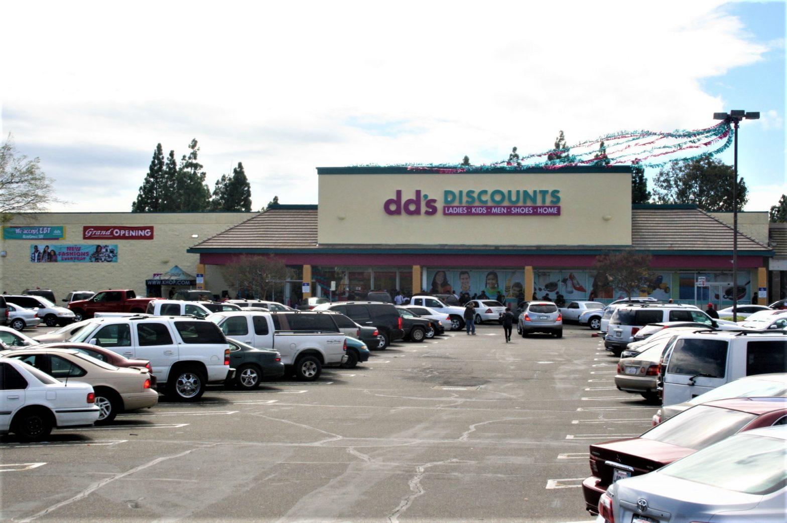 dd's Discount