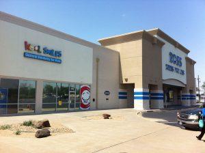 Caprock Shopping Center